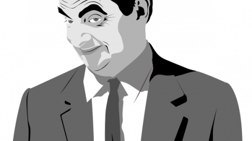 mr_bean_halftone_by_rones